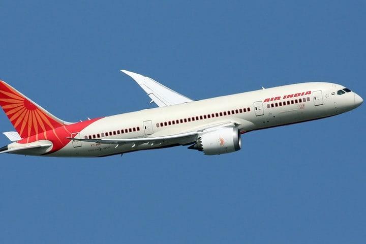 Mujeres piloto en Air India