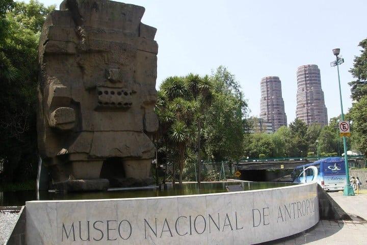 Visita el Museo de Antropología Foto: Buzos de la Noticia