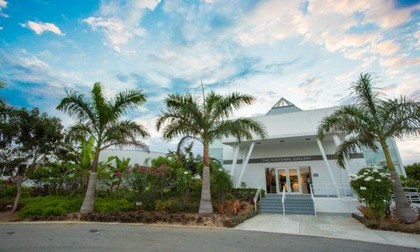 Galería Nacional de las Islas Caimán Foto: Stephen Clark