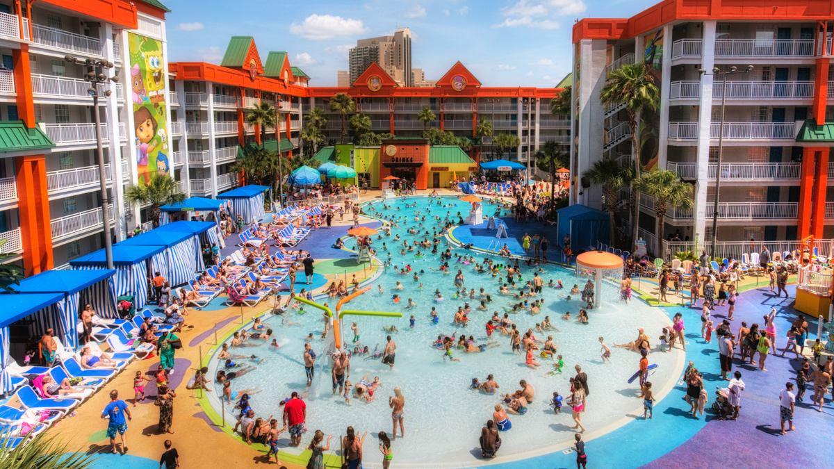 Nickelodeon Hotel Resort Riviera Maya