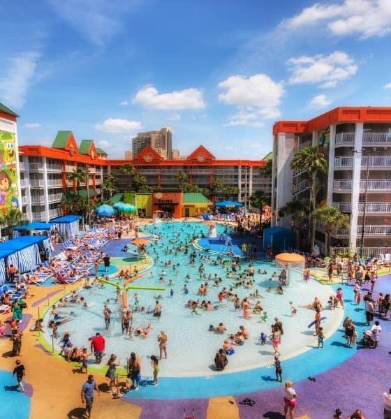 Nickelodeon Hotels & Resorts Foto: Flickr