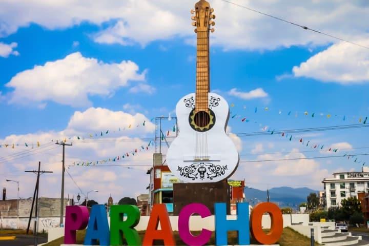 Paracho Foto Archivo