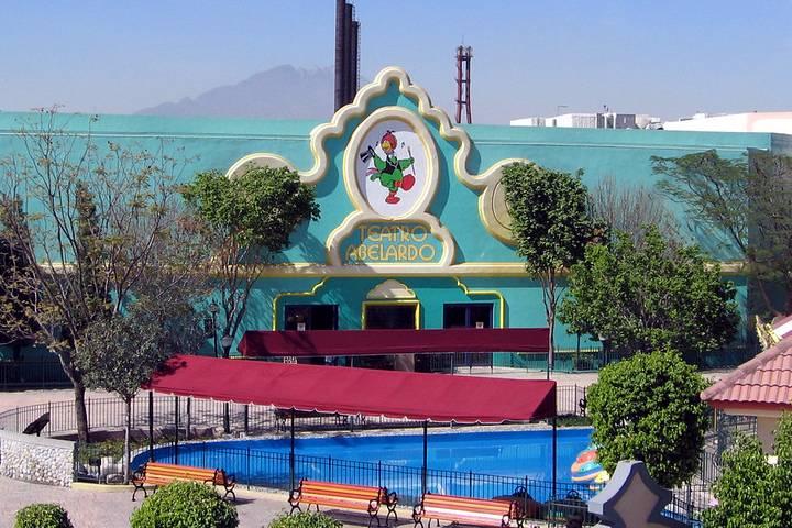 Parque Plaza Sésamo Monterrey