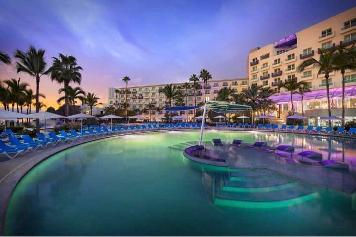 Disfruta de estos hoteles de lujo en Riviera Nayarit Foto: Hard Rock Nuevo Vallarta