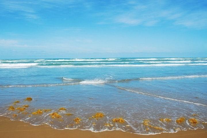 Playa Bagdad.. Foto Turismo Tamaulipas.