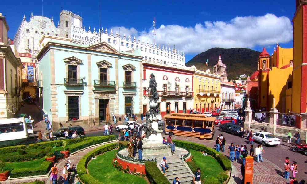 Fiestas, Ferias y Clima en Guanajuato Foto: Irene Soria Guzmán