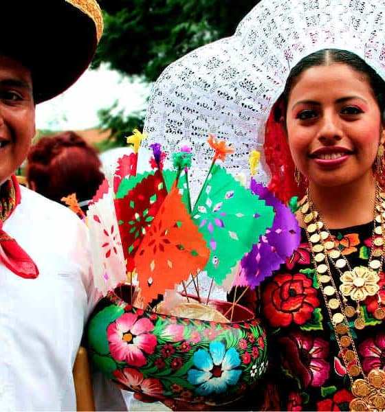 Curiosidades de Oaxaca Foto: Charles Cottle