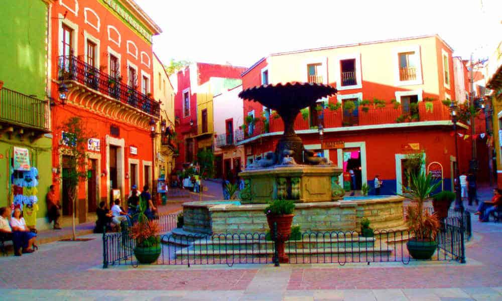 Qué hacer en Guanajuato Foto Alexandre Bourdeu