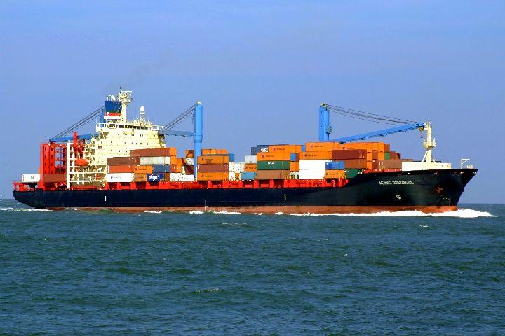 Puerto de Manzanillo, el más importante de México. Foto: WikimediaImages
