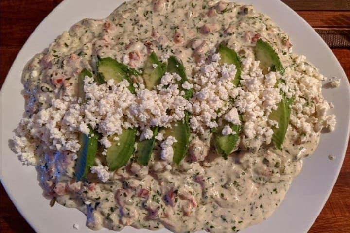 Que te parecería probar este manjar de la gastronomía de San Blas, ¿se te antoja? Foto Redwitch Café Facebook