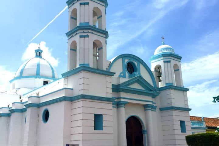 ¿Qué hacer en Tlacotalpan? Visita la parroquia de San Cristobal Foto: Miguel Dorantes