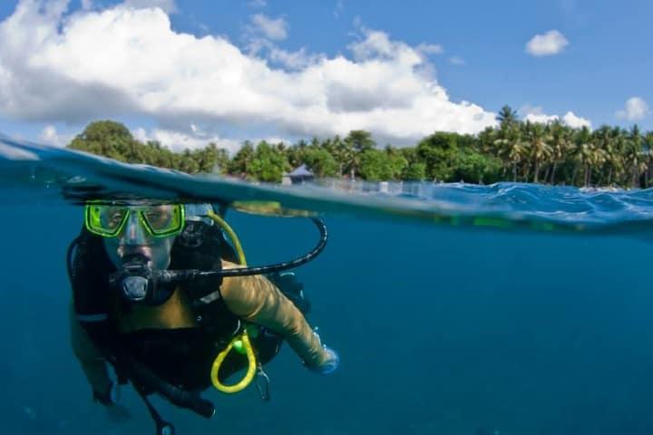 Snorkel en la reserva Foto: Mexican Travel VIP