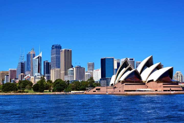 Sydney es conocida en todo el mundo, pero ¿es la capital de Australia? Foto: J. Philipp Krone