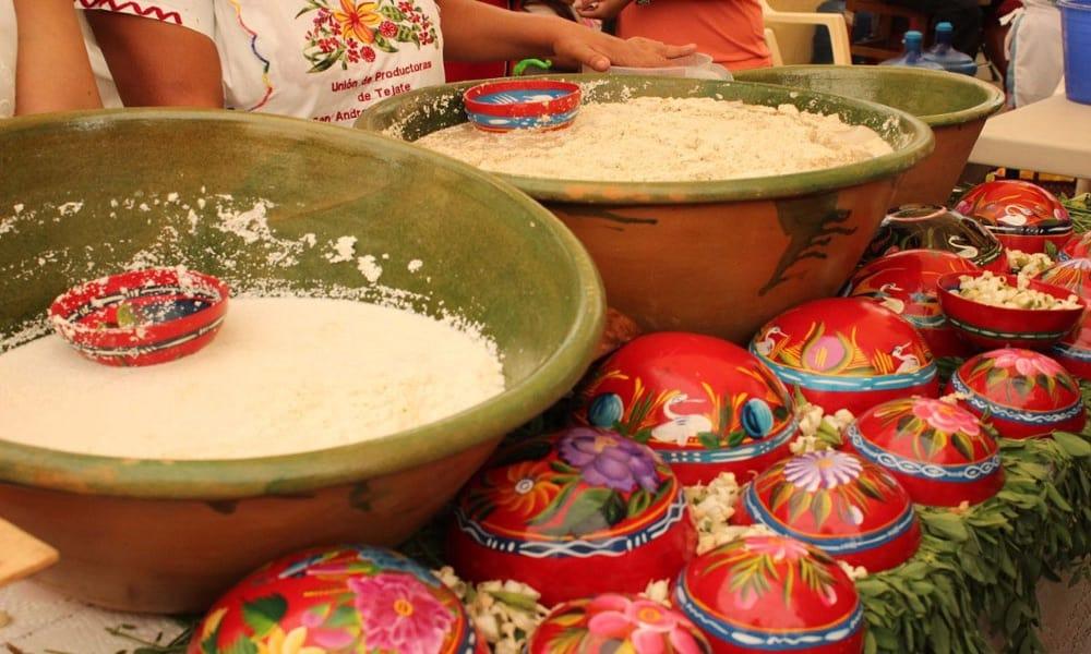 Tejate, la bebida de los dioses Foto Playas de México
