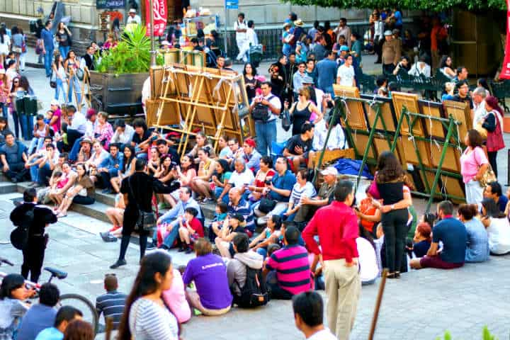 Tour de Leyendas en Guanajuato Foto: Sam Fernandez
