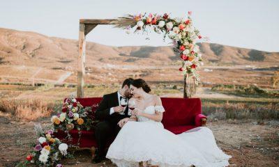 Turismo de romance en Baja California Foto Archivo