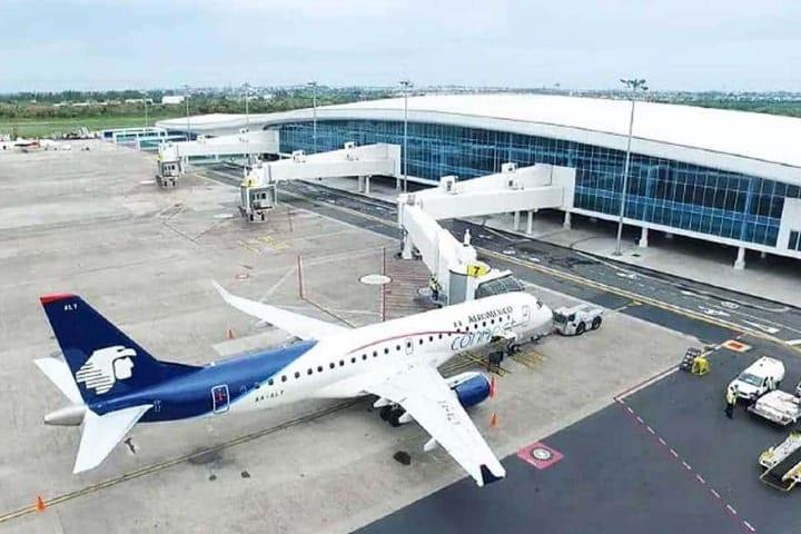 Una opción de cómo llegar a Tlacotalpan es primero arribar al aeropuerto de Veracruz Foto Archivo