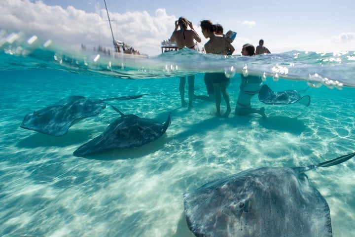 Unas vacaciones en Islas Caimán Foto: Archivo