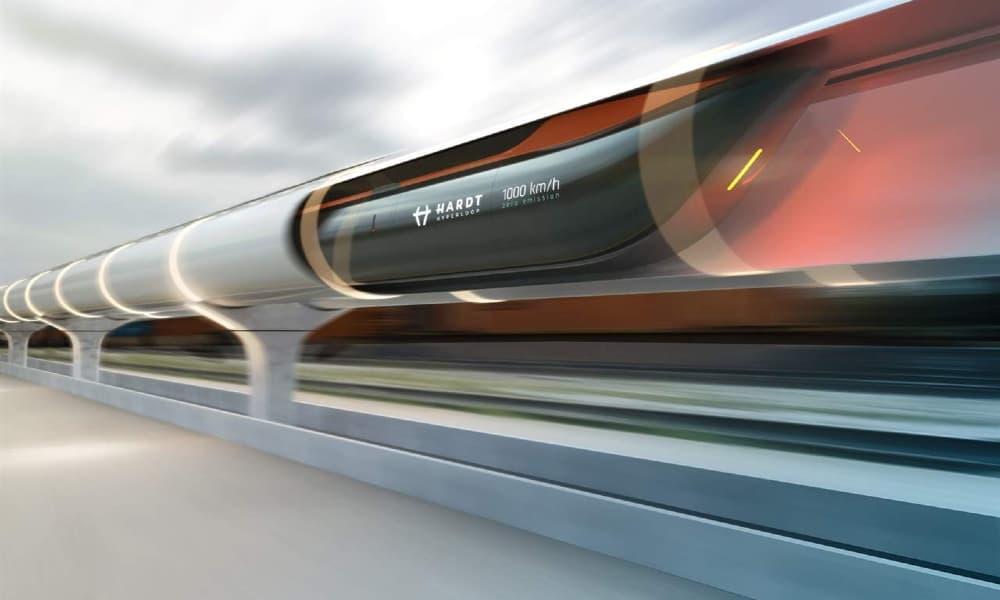 Viaja en Hyperloop Foto HARDT