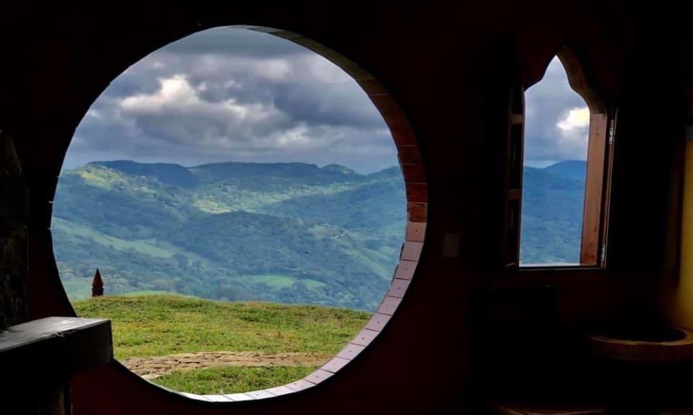 Vista desde la habitación del hotel Foto Hotel Tapasoli | Facebook