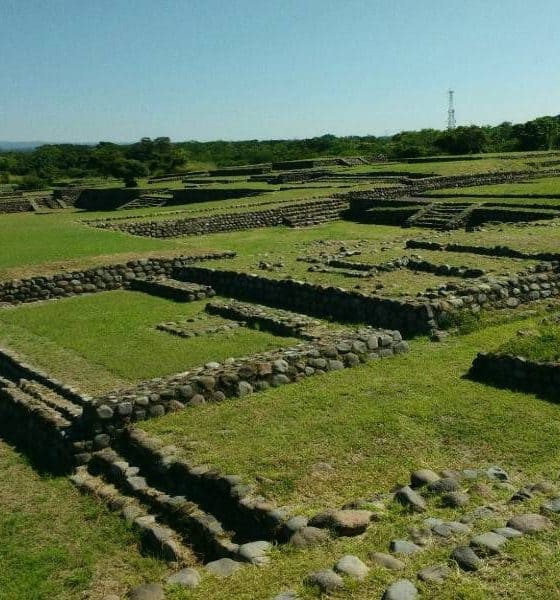 Zona Arqueológica La Campana Foto: Archivo