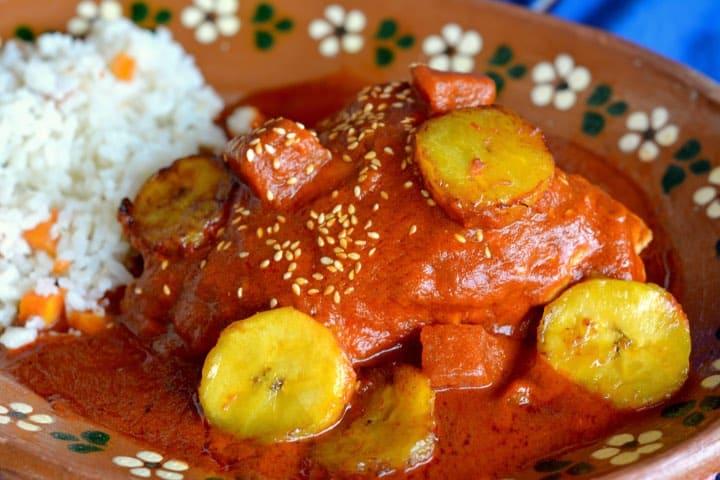 ¡A disfrutar! Foto La cocina mexicana de Pily