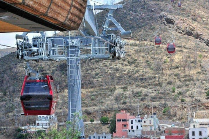 ¿Qué hacer en Zacatecas? Sube al teleférico y admira toda la ciudad Foto Zacatecas Travel