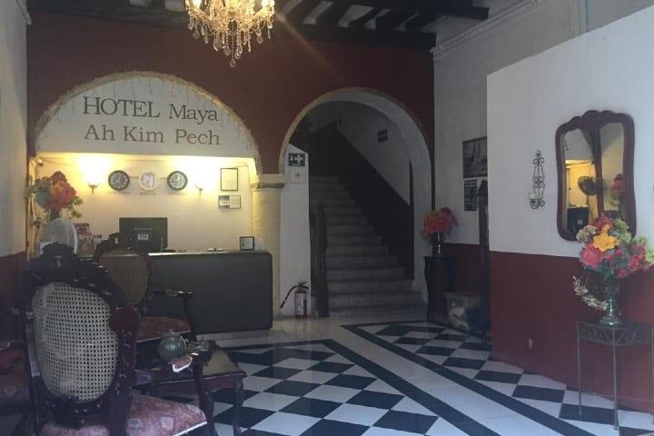 ¿Ya saben dónde hospedarse en Campeche? El Hotel Maya Ah Kim Pech es una excelente opción Foto Booking