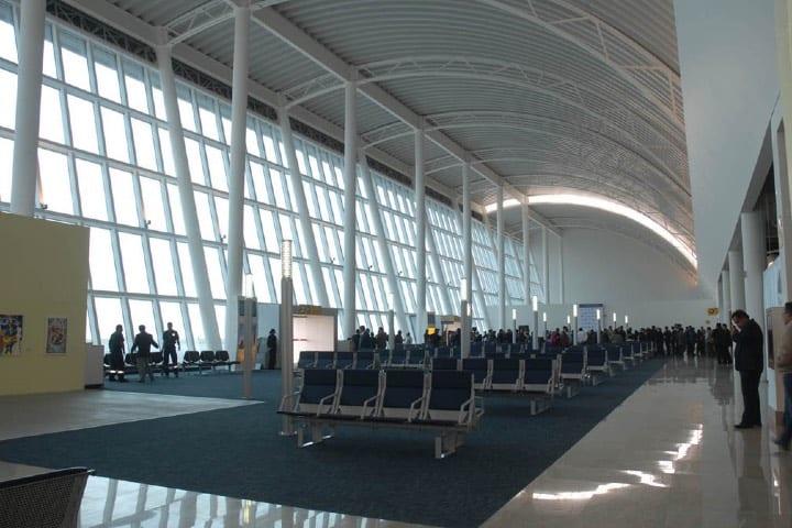 ¿Ya sabes cómo llegar a Puebla? Puedes arribar al aeropuerto Foto Aeropuertos Net