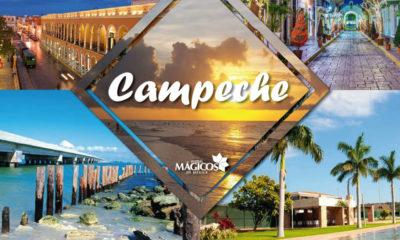 Guia de Campeche. Imagen: Campeche. Archivo