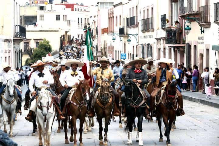 La fiesta no acaba en Zacatecas Foto: Periódico Viaje