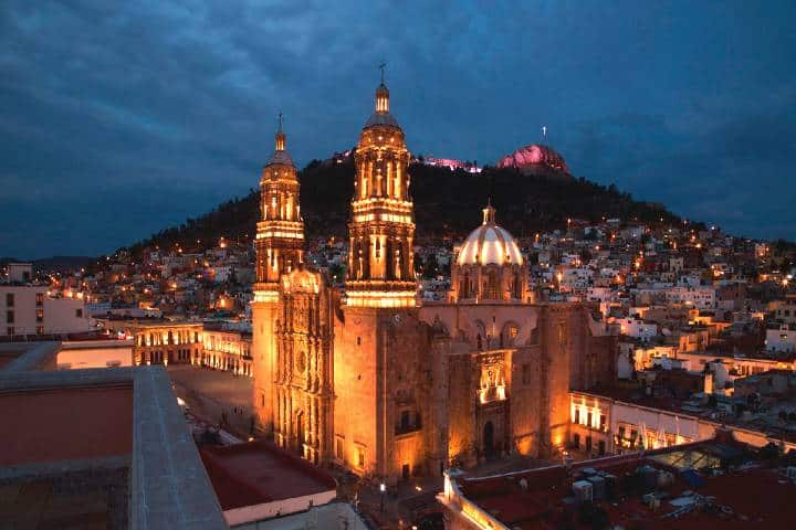 Conoce el clima de la ciudad de Zacatecas Foto: Vida Foránea