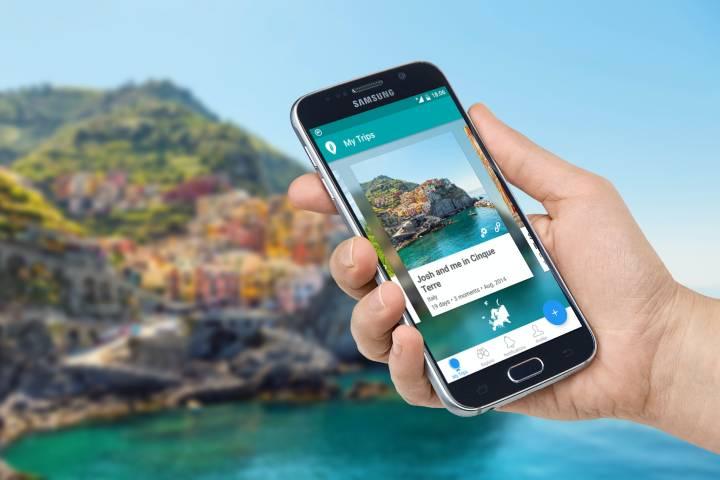 Descubre aplicaciones para viajar Foto: Product Hunt