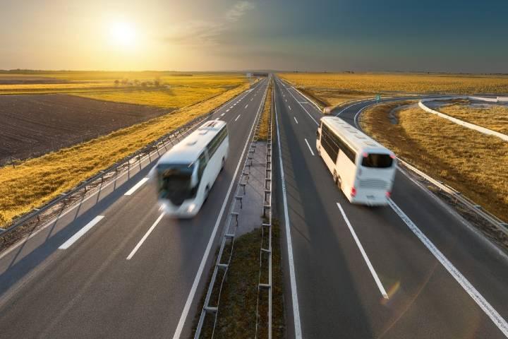 El trayecto a Zacatecas es tranquilo si viajas en Autobús Foto: Archivo