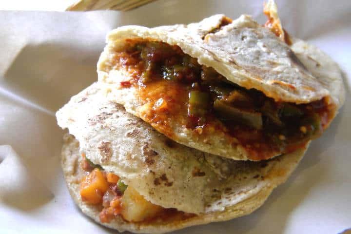 Si no sabes dónde comer en Zacatecas, estás gordotas tan deliciosas te sacarán del apuro Foto: Gorditas Doña Julia