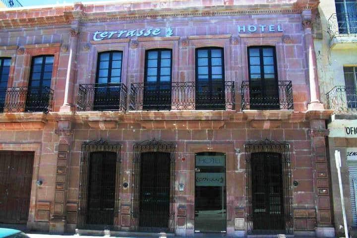 Este hotel hágase que el hospedaje en Zacatecas sea lo más cercano a estar en casa Foto: Archivo