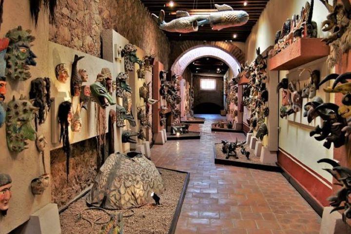 7 cosas que hacer en Zacatecas .Museo Rafael Coronel Zacatecas. FotoTuriMéxico