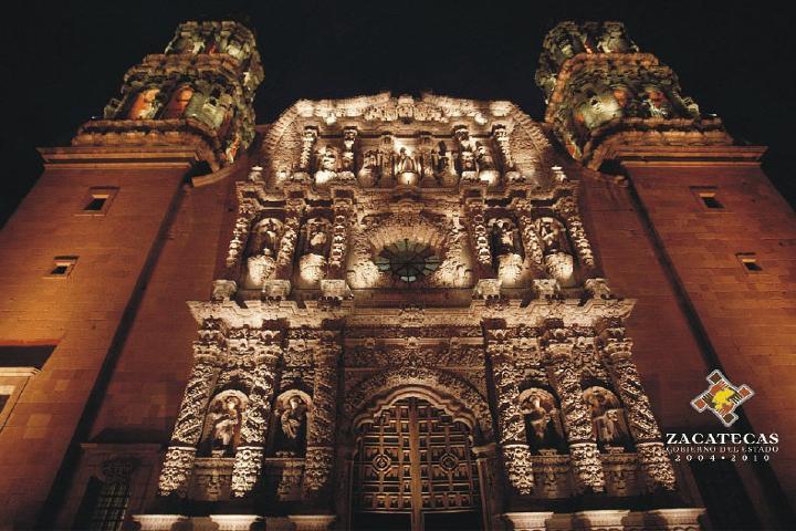 Qué hacer en zacatecas. Catedral. Foto arqhys