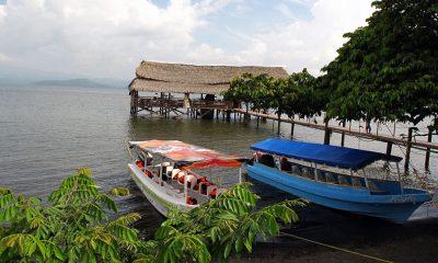 Actividades en la Laguna de Catemaco Foto veracruz.mx