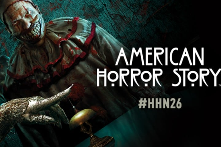 American Horror Story es una serie con temática de terror que ha recibido una gran aceptación Foto: Halloween Horror Nights Universal Orlando
