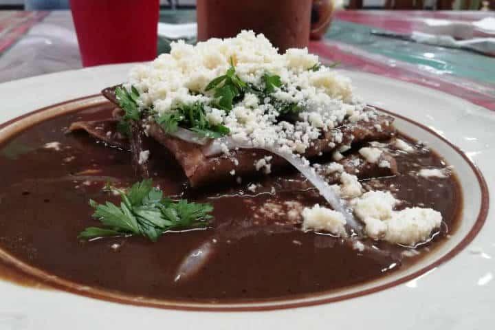 Antojitos Oaxaqueños de la Cocina de Frida Kahlo- foto Luis Juárez J.