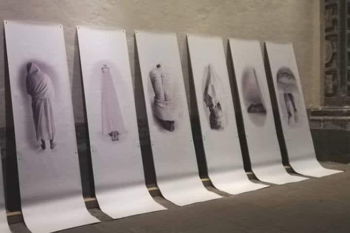 Arte Contemporáneo Ex Teresa - Foto Luis Juárez J