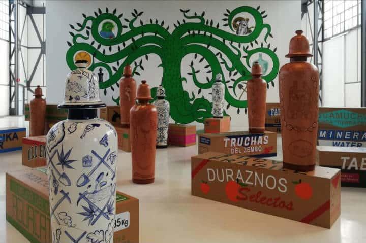 Arte Experimental en los museos - Foto Luis Juárez J