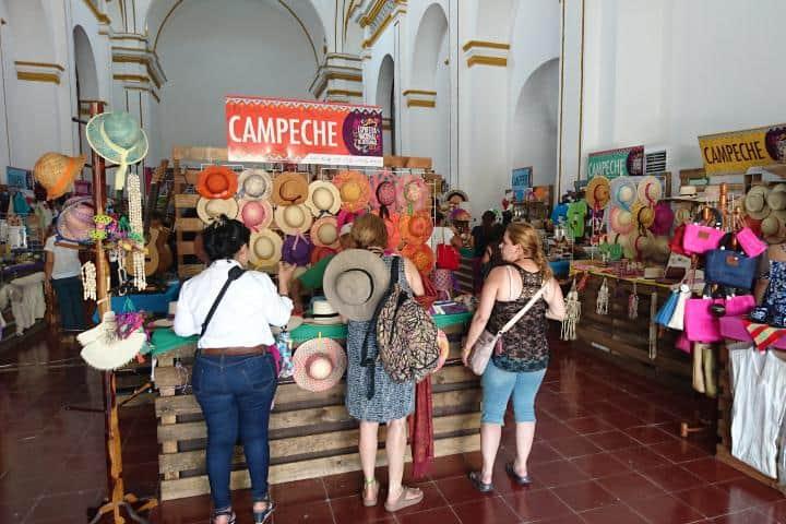 Artesanías de Campeche Foto: El expreso de Campeche