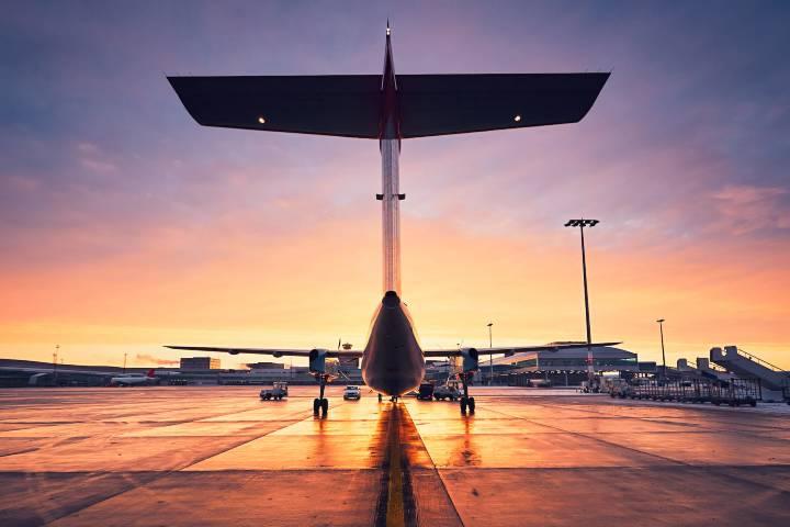 Puedes llegar a Zacatecas en avión con comodidad, tiempo y lujo Foto: Skyscanner