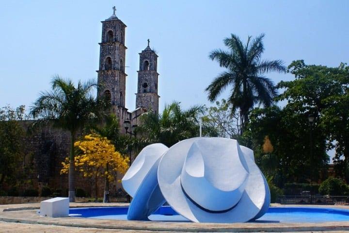 Bacal es sede de una de las fiestas y ferias más representativas de Campeche Foto Tribuna Campeche