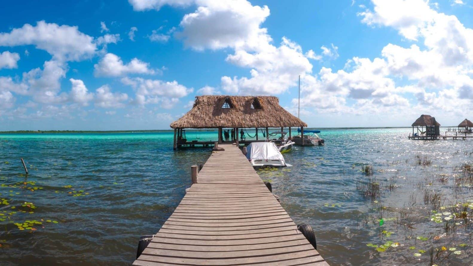 Bacalar, Caribe Mexicano Foto Fer Gómez