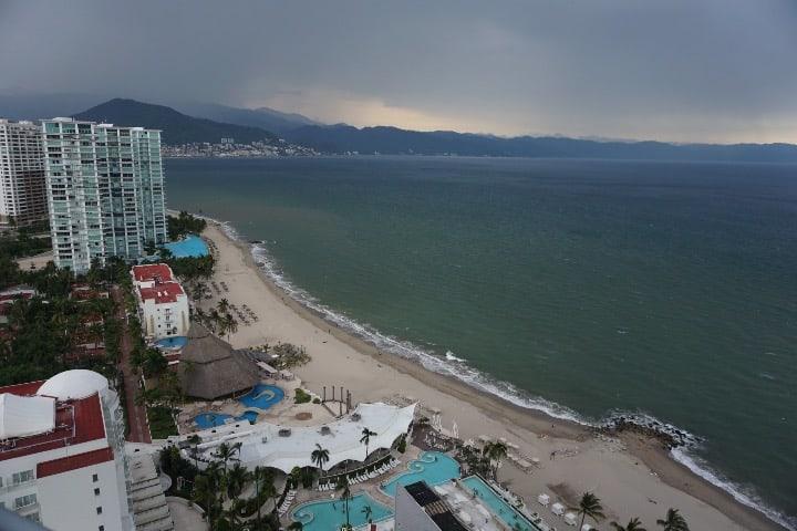 Bahía de Banderas, sede de películas que se grabaron en Puerto Vallarta Foto Andrew Milligan Sumo