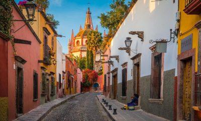 Cómo llegar a San Miguel de Allende Foto National Geographic