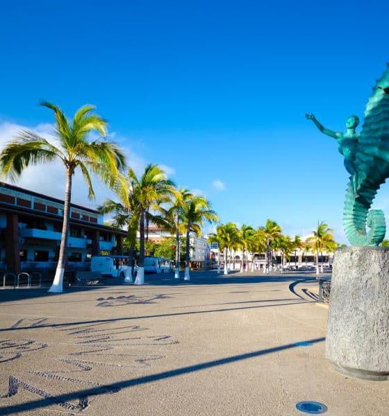 Reapertura de playas en Puerto Vallarta Foto: Archivo